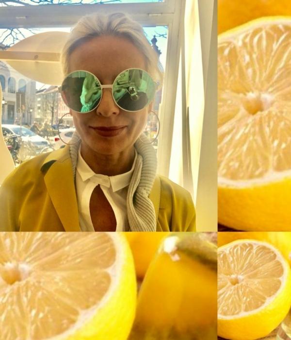 Zitrone…. meine magische Vitality Wunderfrucht!