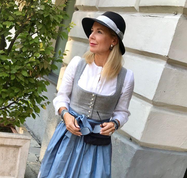 trachten für Frauen ab 50 auf dem Blog schokoladenjahre Styling by Bibi Horst