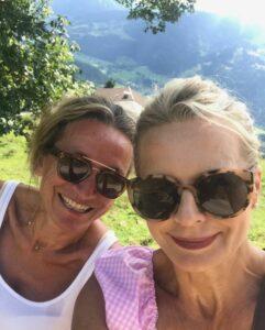 gerade wenn wir älter werden, sind Freundschaften etwas ungeheuer wertvolles, das habe ich, Bibi Horst, immer wieder gespürt.