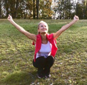 Selbsterfahrungstraining mit 54 Jahren ist eine besondere Erfahrung... by Bibi Horst