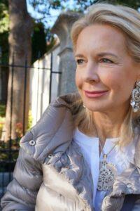 die Ü50 Bloggerin Bibi Horst gibt Tipps gegen Haarausfall in den Wechseljahren