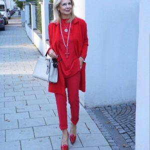 Strickmäntel für den Winter 2018 von Bloggerin Bibi Horst gestylt für Frauen40+/50+