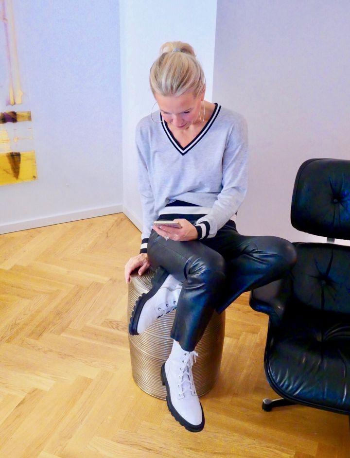 Mit Überzeugung vertritt die Bloggerin Bibi Horst (The Mercer)N.Y. auf all ihren Kanälen und präsentiert die Kollektion in all ihren Facetten.