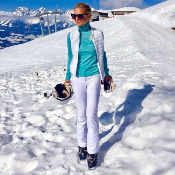 Die Bloggerin Bibi Horst berichtet über ihr erstes positives Erlebnis mit Anti Aging Kosmetik