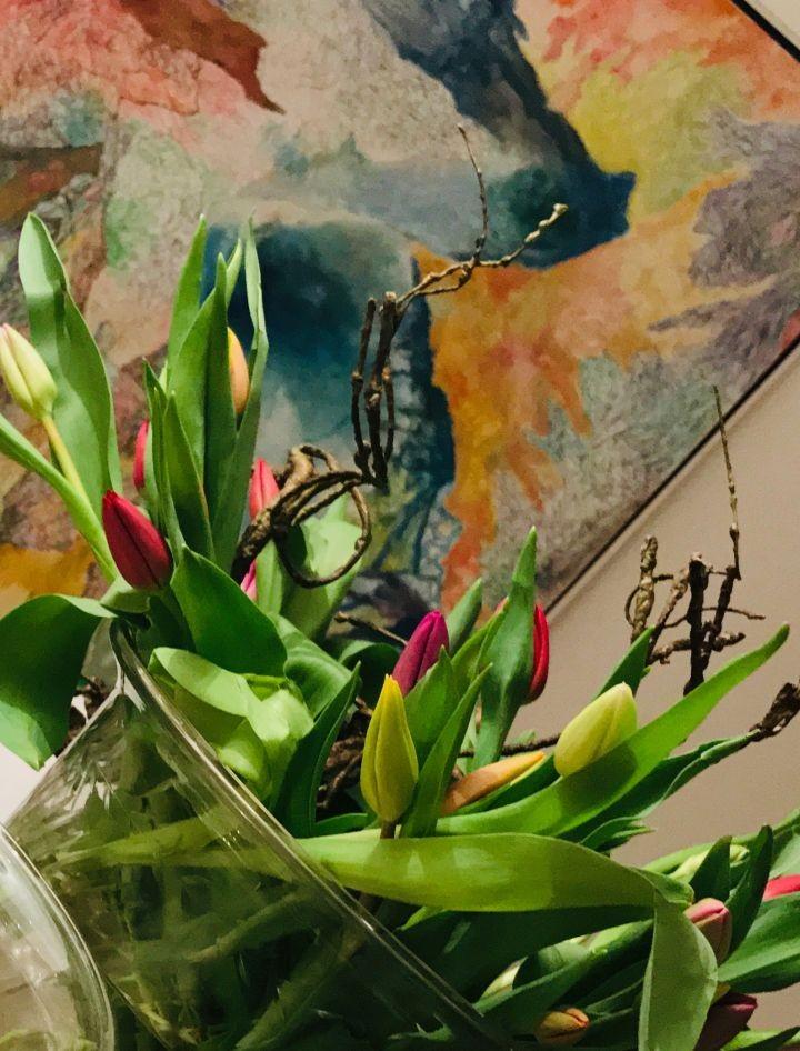 Die Bloggerin Bibi Horst berichtet über ihre Frühlingsgefühle, und wonach ihr an diesem frühlingshaften Wochenende so ist.