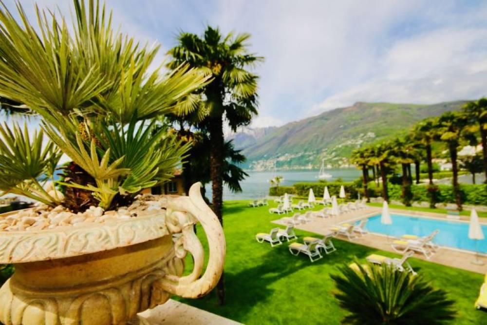Hotel Review… Eden Roc in Ascona