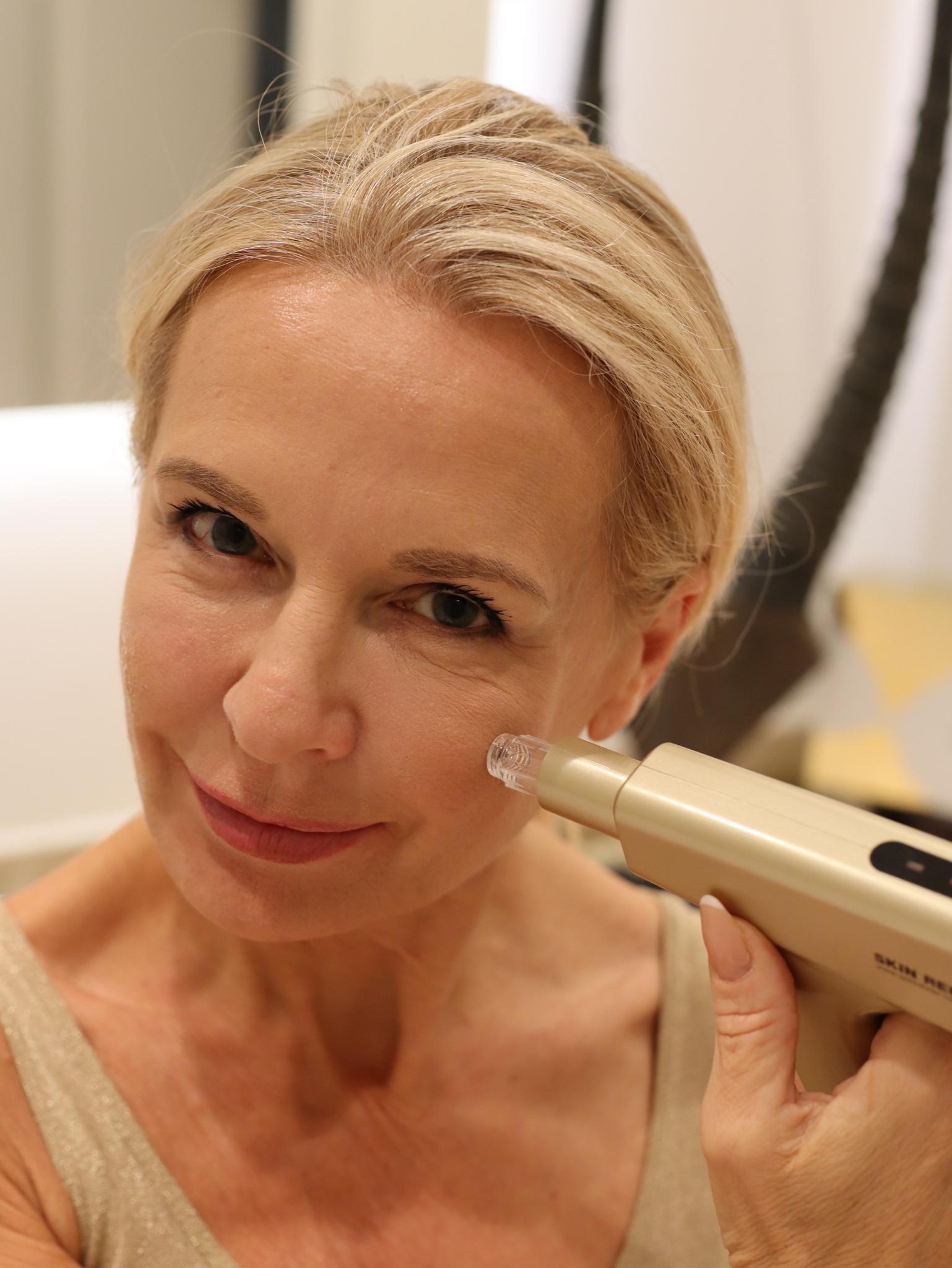 effektives Anti-Aging Treatment empfohlen von Bibi Horst