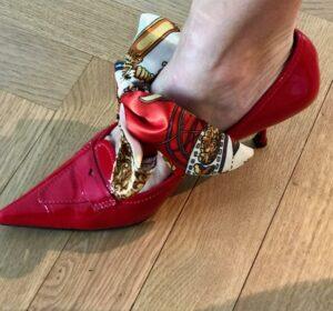 Bibi Horst, die Expertin für Styling und Anti-Aging 45+, präsentiert uns die Schuhtrends für Herbst 2019 mit tollen persönlichen Looks.