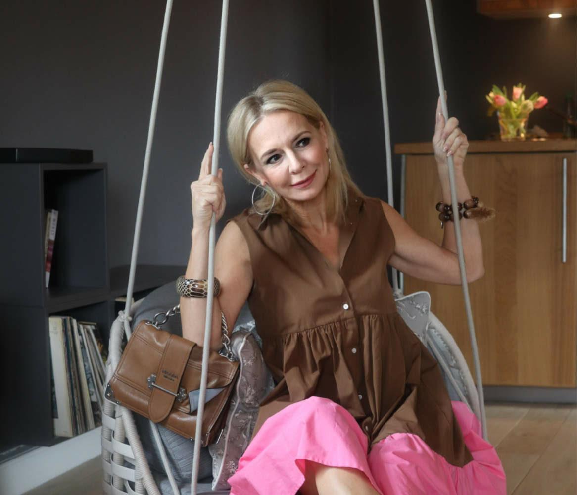 When fashion meets interior… Sara Roka in der Remise Possenhofen am Starnberger See