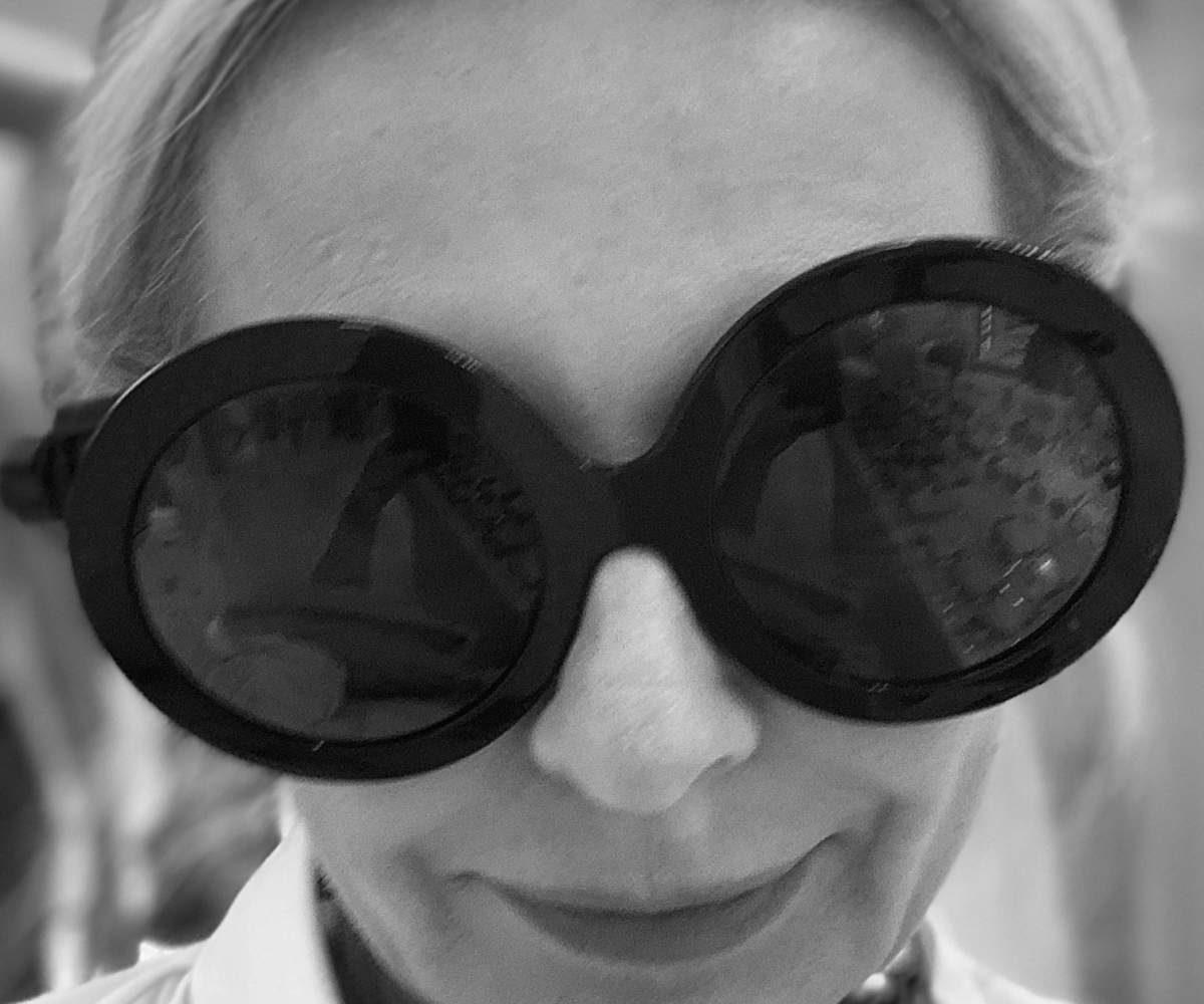Wieviel Statement Brille verträgt mein Gesicht?