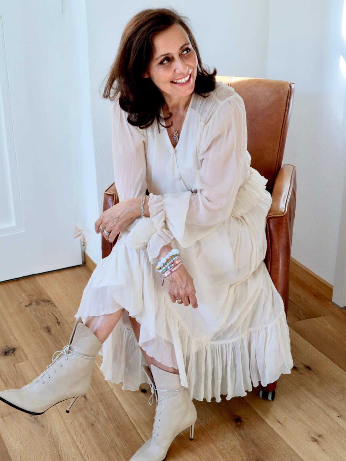 Sassa Schwartz wird 60 und ist das beste Beispiel für dieses tolle Alter